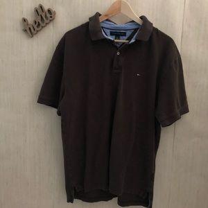 Tommy Hilfiger Shirts - Tommy Hilfiger Polo Shirt •XL